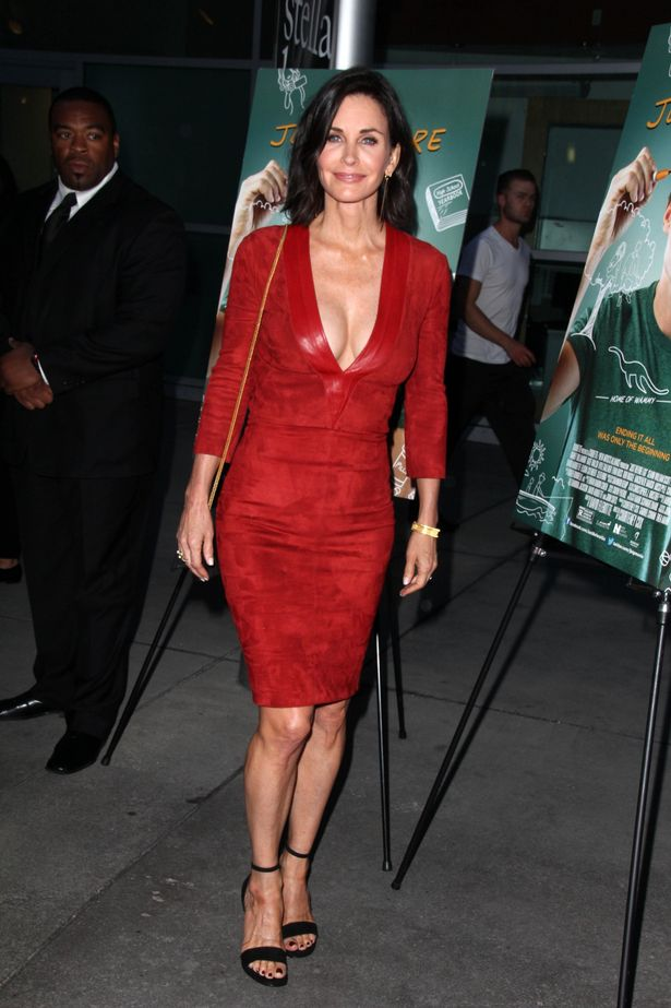 49 Best Images About Once A Duck Always A Duck On: Courteney Cox Photo (39509843)