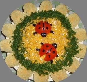 Creative nourriture