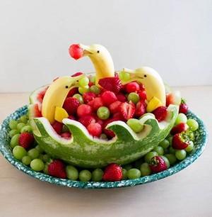 Creative 食物