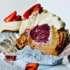 petit gâteau, cupcake