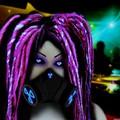 Cyber Goth ART - gothic fan art