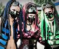 Cybergoths - gothic photo