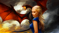 Daenerys - game-of-thrones wallpaper
