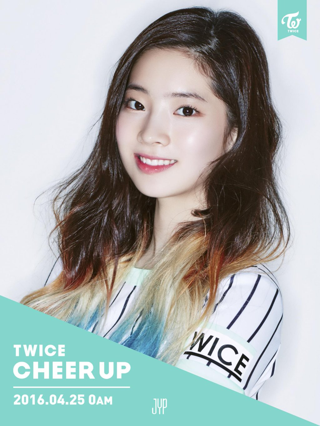 Dahyun Cheer Up Teasers