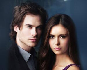 Damon and Elena <3333