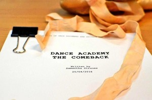 Dance Academy: The Comeback - Movie Script