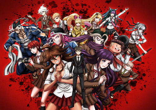 Dangan Ronpa wolpeyper containing anime called Danganronpa 3: Despair Volume