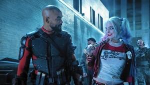 Deadshot and Harley Quinn