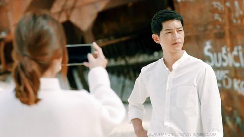 Song joong ki images descendants of the sun hd - Descendants of the sun wallpaper hd ...