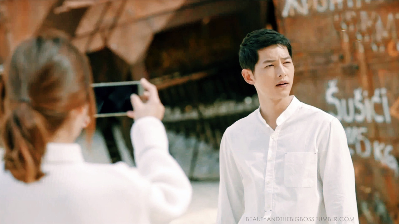 Song Joong Ki Images Descendants Of The Sun HD Wallpaper And Background Photos