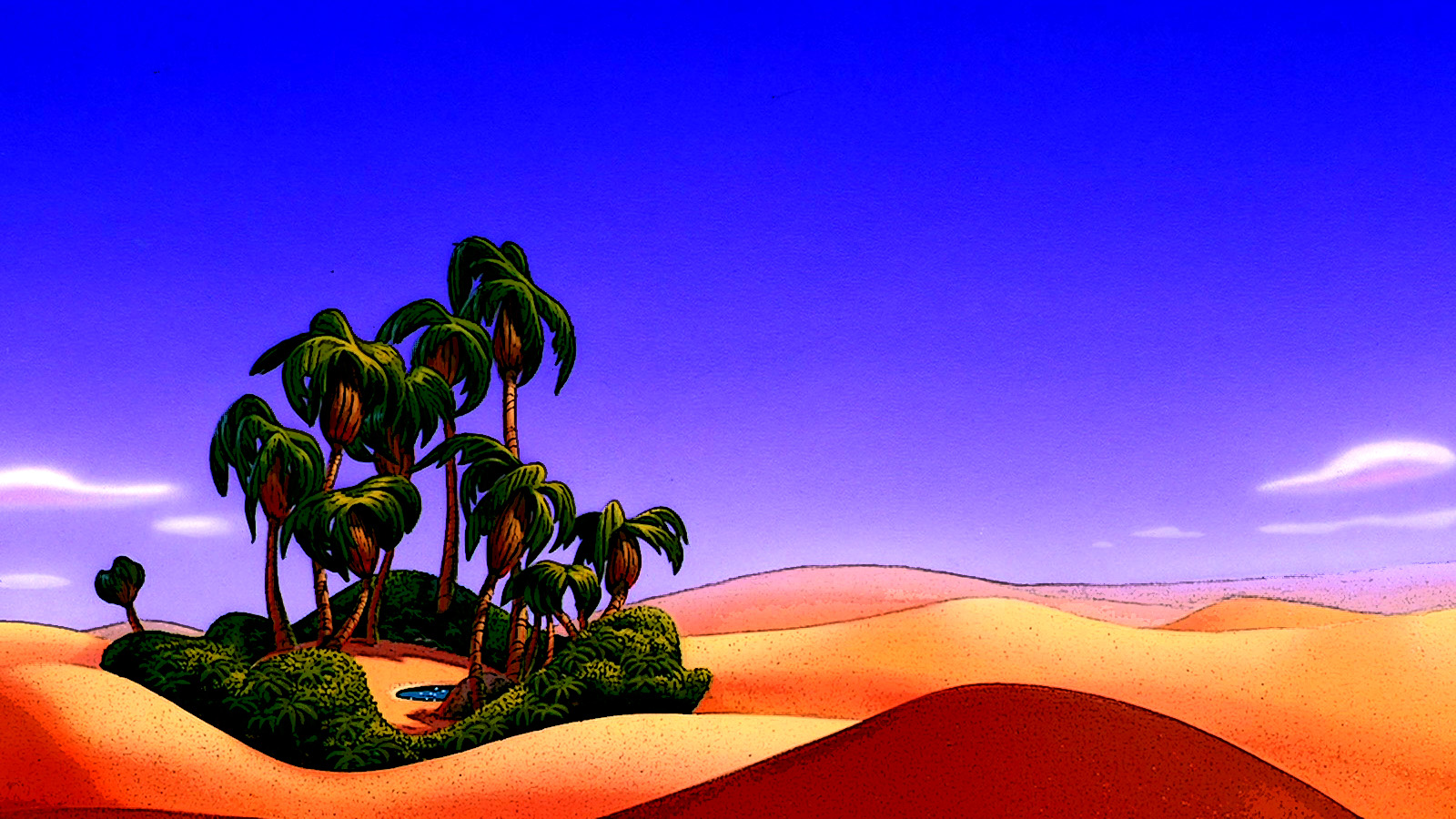 Desert wallpaper