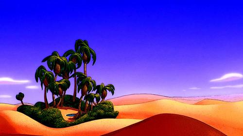 अलादीन वॉलपेपर titled Desert वॉलपेपर