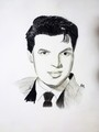 Dharmendra portrait - bollywood photo