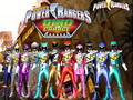 Dino Charge Power Rangers