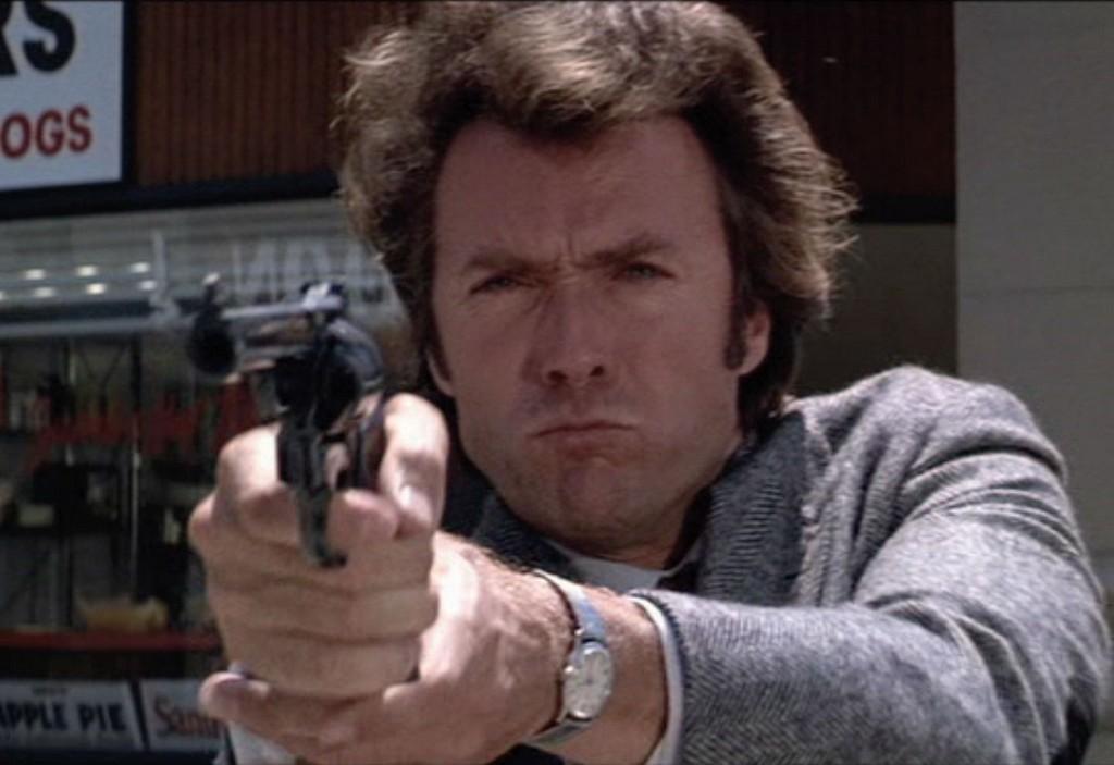 Dirty Harry 1971 (Harry Callahan)