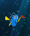 Dory in Gryffindor - finding-nemo photo