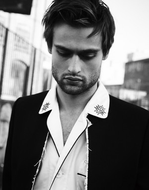 Douglas Booth for Interview Magazine 2016