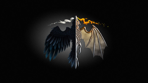 Game of Thrones wallpaper entitled Dragonfire