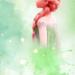 Elsa watercolor icon  - disney-princess icon