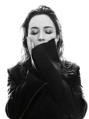 Emily Blunt for C Magazine, April 2016