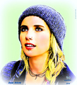 Emma Roberts  - emma-roberts fan art