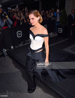 Emma Watson at Met Gala (May 2, 2016)