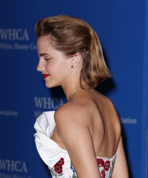 Emma Watson attedns 102nd White House Correspondents' Association ディナー on April, 30