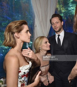 Emma at White House Correspondents' dîner 2016