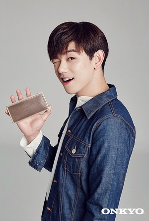 Eric Nam is now the face of 'Onkyo'!
