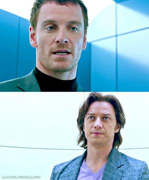 Erik and Charles