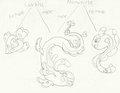 Evolutions 3 - mariposa-region-rpg fan art