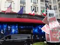 Ex: Daniel Radcliffe & NYSM 2 on the front of the Majestic in Cannes.  - daniel-radcliffe photo