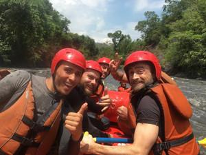 Exclusive: Jungle Movie Prep in colombia (Fb.com/DanielJacobRadcliffeFanClub)
