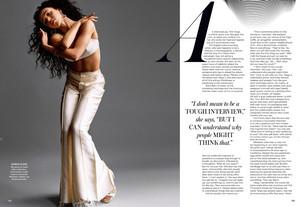 FKA Twigs | Allure Magazine May 2016