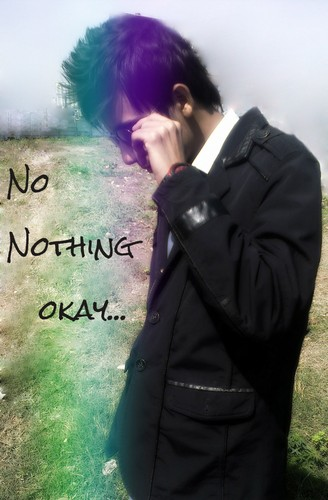 Emo Boys Wallpaper Containing A Business Suit Called Facebook Display Pictures Attitude