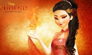 火災, 火 Elsa