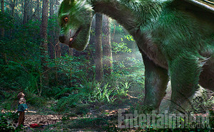 First Look at Pete's Dragon, Elliott