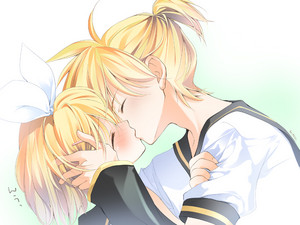 Forever Rin x Len Not Twins!