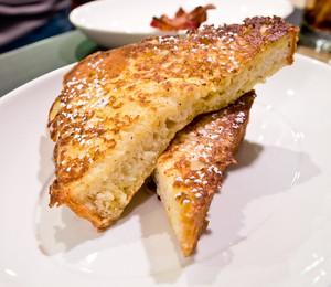 pain perdu, pain grillé français
