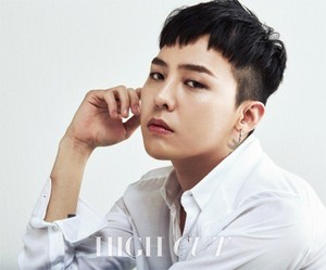 G-Dragon for 'High Cut'