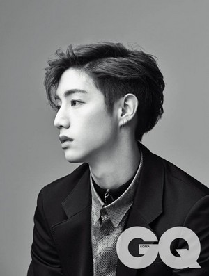 GOT7 for 'GQ'