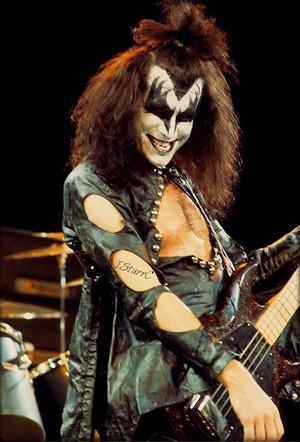 Gene ~Burbank, California…April 1, 1975 (The Midnight Special)