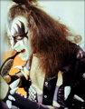 Gene ~Munich, West Germany…June 3, 1976     - kiss photo