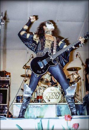 Gene ~Stockholm, Sweden…May 28, 1976