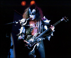 Gene ~Toledo, Ohio…January 8, 1983 (Creatures Of The Night tour)