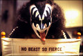 Gene ~Valencia, California...May 11, 1978  (KISS Meets The Phantom - Magic Mountain Amusement Park) - kiss photo