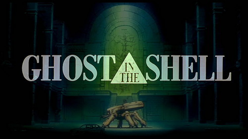 Ghost in the Shell (2017) Обои probably containing a sign titled Ghost in the Shell