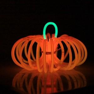 Glow stick kürbis