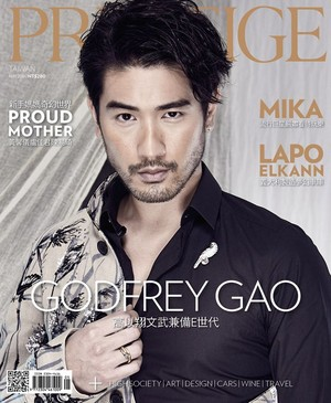 Godfrey for Prestige