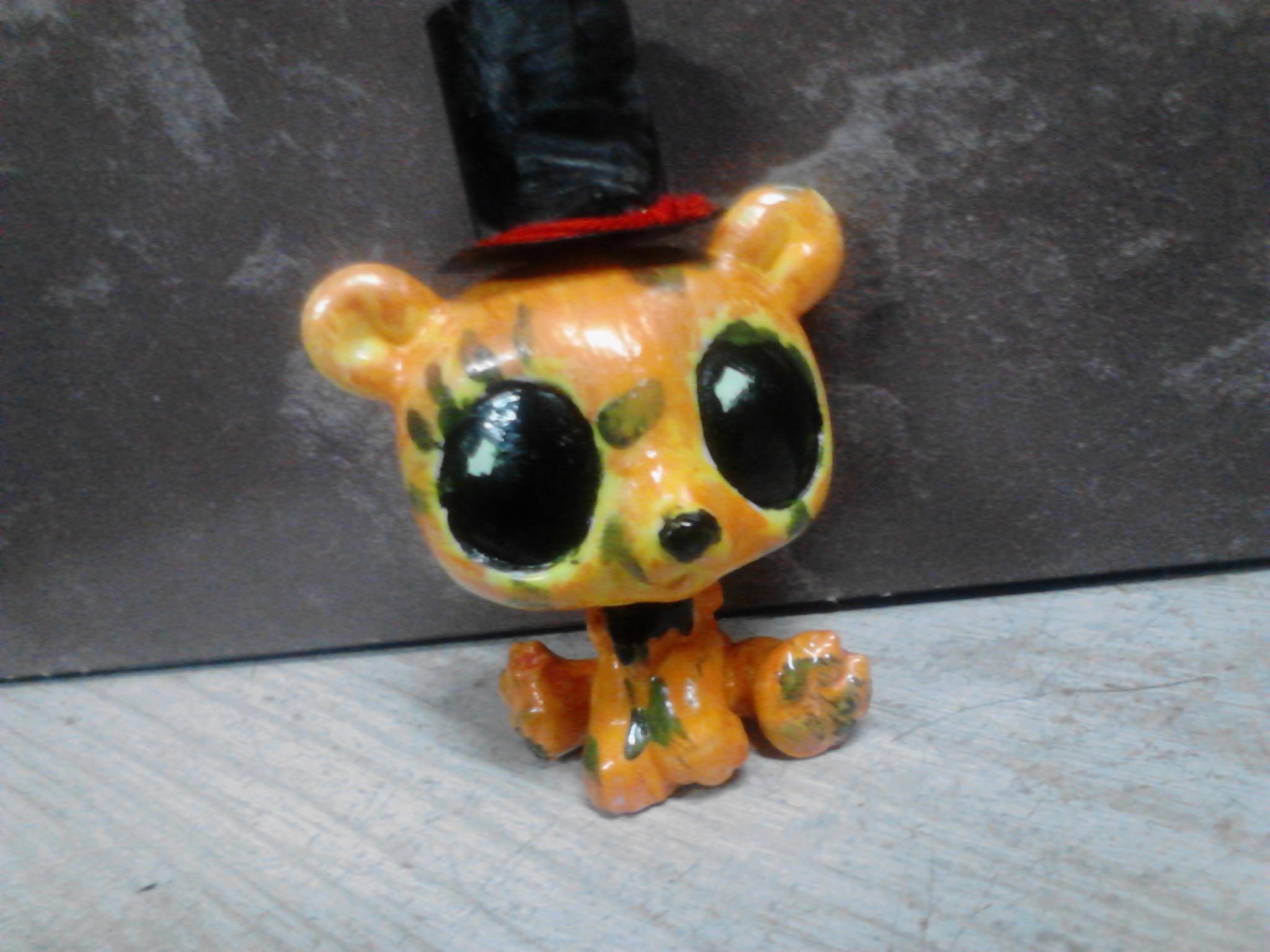 Golden Freddy Custom LPS